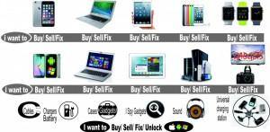 instore gadgets fix store
