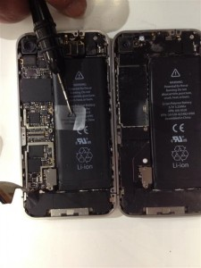 Bad iPhone repairs from other Leeds repair centers