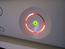 Microsoft Xbox 360 RROD