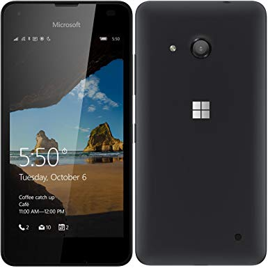 Nokia Lumia 550-8GB UK SIM-Free Windows Smartphone -