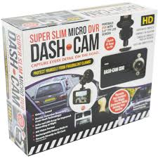 Super slim micro DVR dash cam