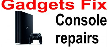 console repairs sony ps4 and xbox one consoles at gadgets fix