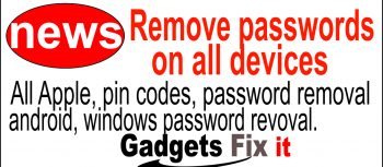 gadgets fix hot news unlock all passwords on all iPhones , smart phones, laptops macbooks