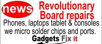 gadgets fix hot news We are doing revolutionary board repairs on iphones macbooks laptops smart phones and tablets