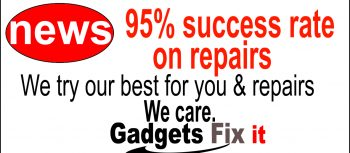 gadgets fix hot news gadgets fix hot news. Gadgets fix have an 95% success rate on all repairs.