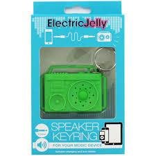 Speaker keyring