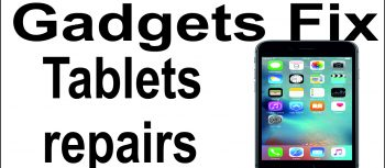 tablet and ipad repairs at gadgets fix