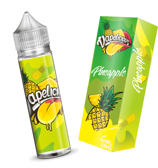 Vapelicious-Pineapple