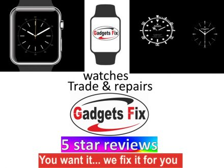 Watch repairs in leeds