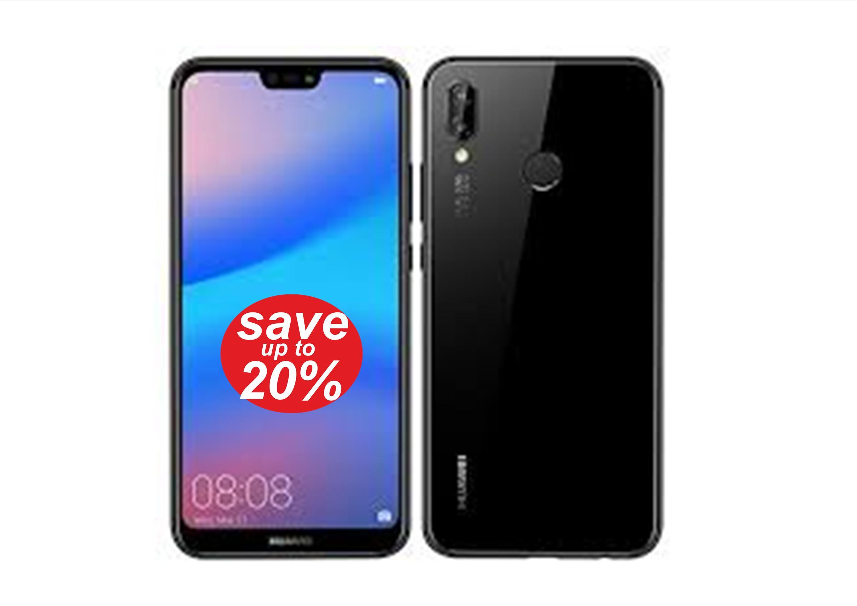 Huawei  P20 Lite  Unlocked 64GB  A