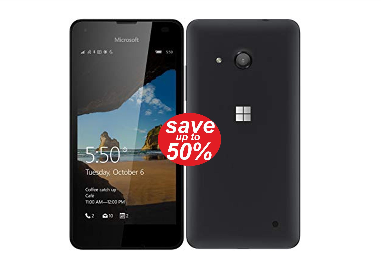 Microsoft Nokia Lumia 550 8GB Grade B