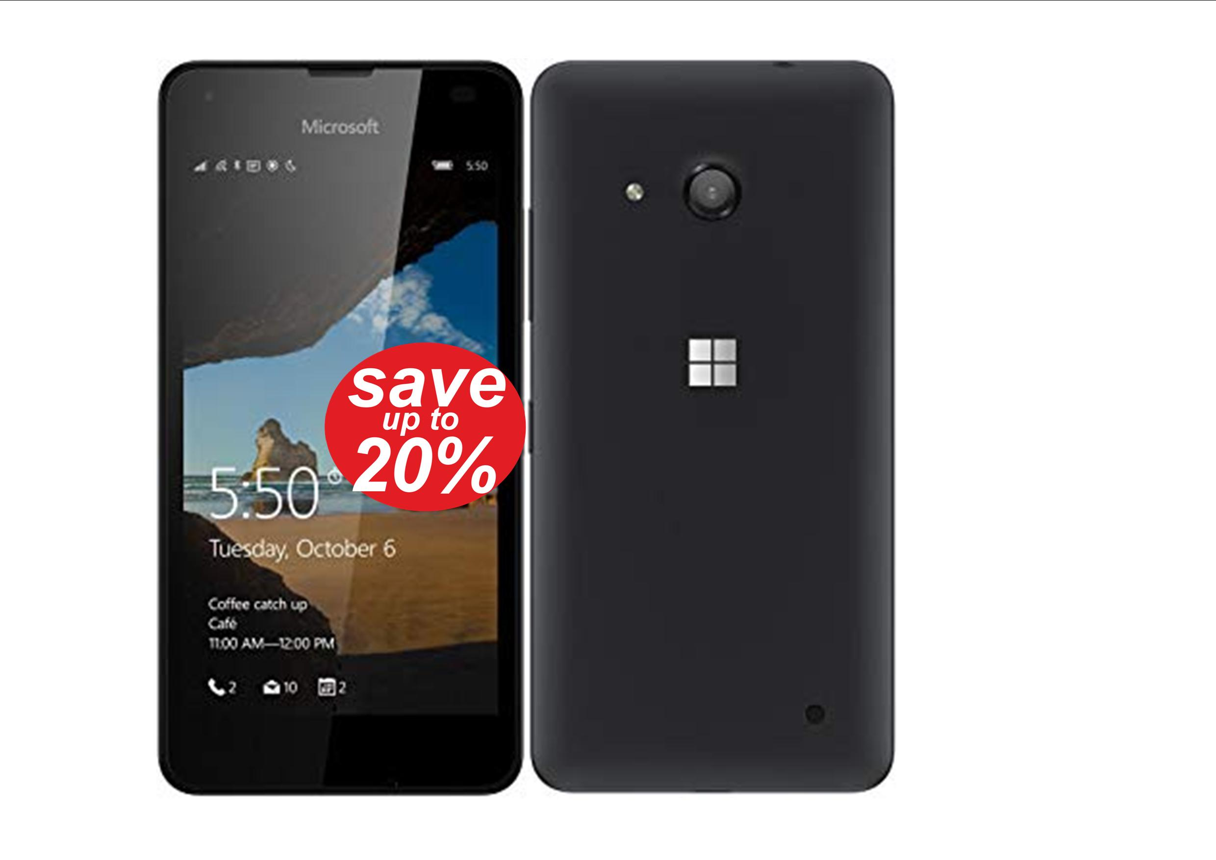 Nokia Lumia 635-8GB UK SIM-Free Windows Smartphone -