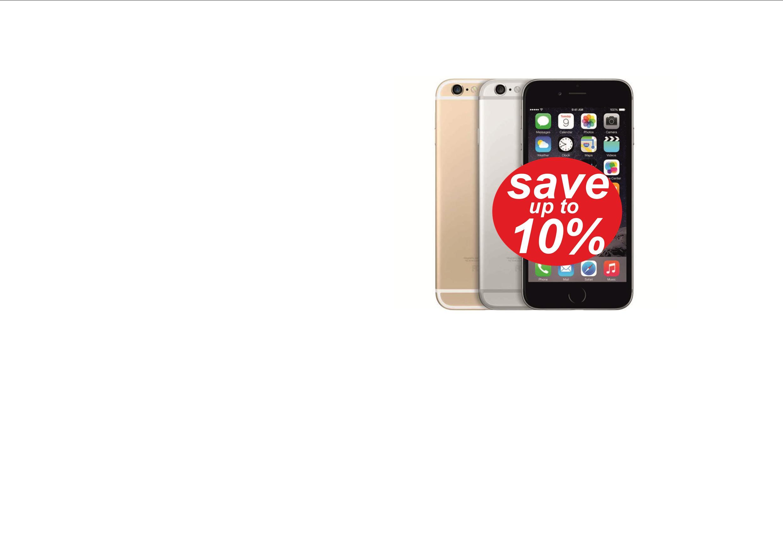 iPhone 6 16GB Unlocked B