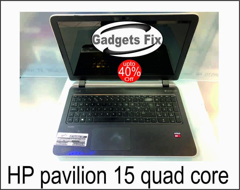 Pavilion 15