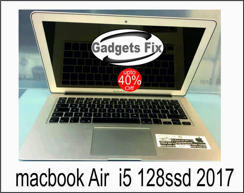 Macbook Air 2017 13