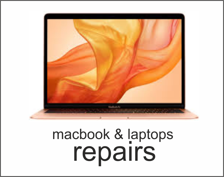 macbook & laptop gadgets fix smashed screen, liquid damage power issues, board issues, data recovery & back up, housing software & unlocking