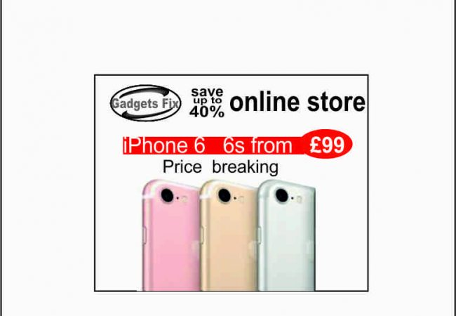 iphone 6, 6s , 6 plus, 6s plus save up to 40% at gadgets fix. Gadgets fix buy sell and repair