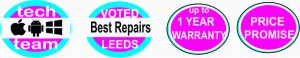 Gadgets fix offer 20 years specialist repairs. Gadgets fix price promin with a speedy fix using genuine parts. Gadgets fix voted top repair center in Leeds