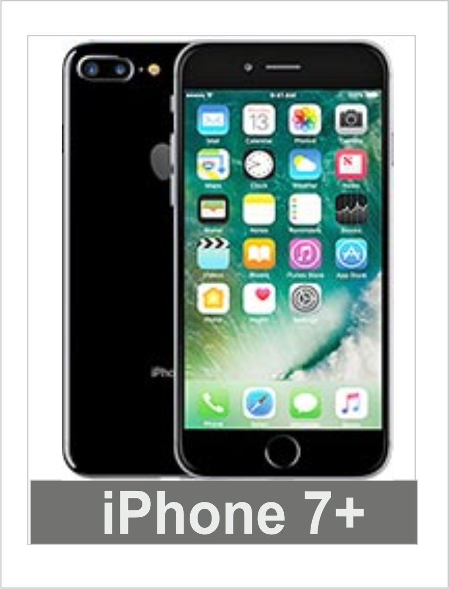 iPhone 7 Plus 128 GB Unlocked Jet Black
