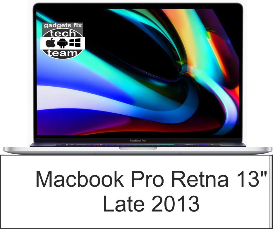 Macbook Pro Retna 13