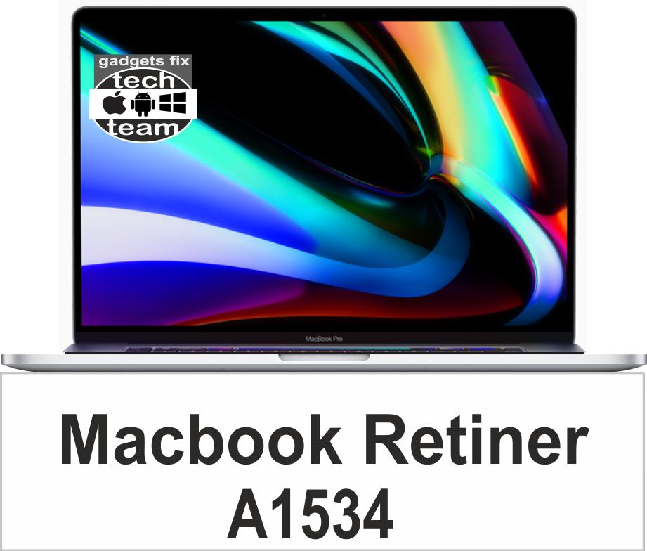 """Macbook Pro 12"""" A1534"""