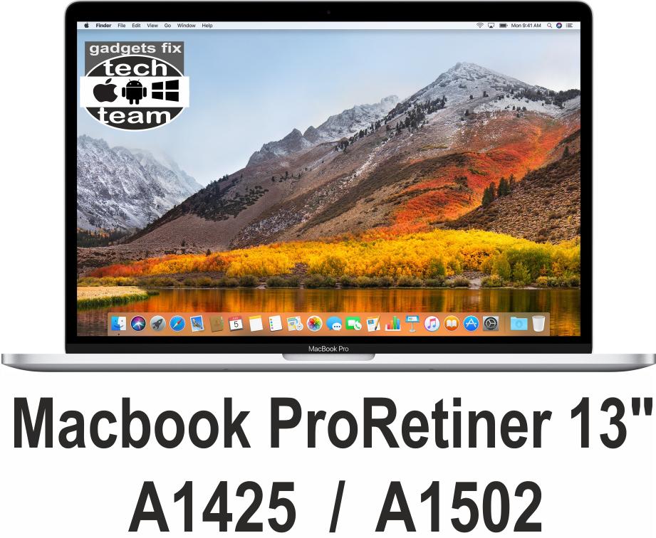 Macbook Pro (Retina) 13