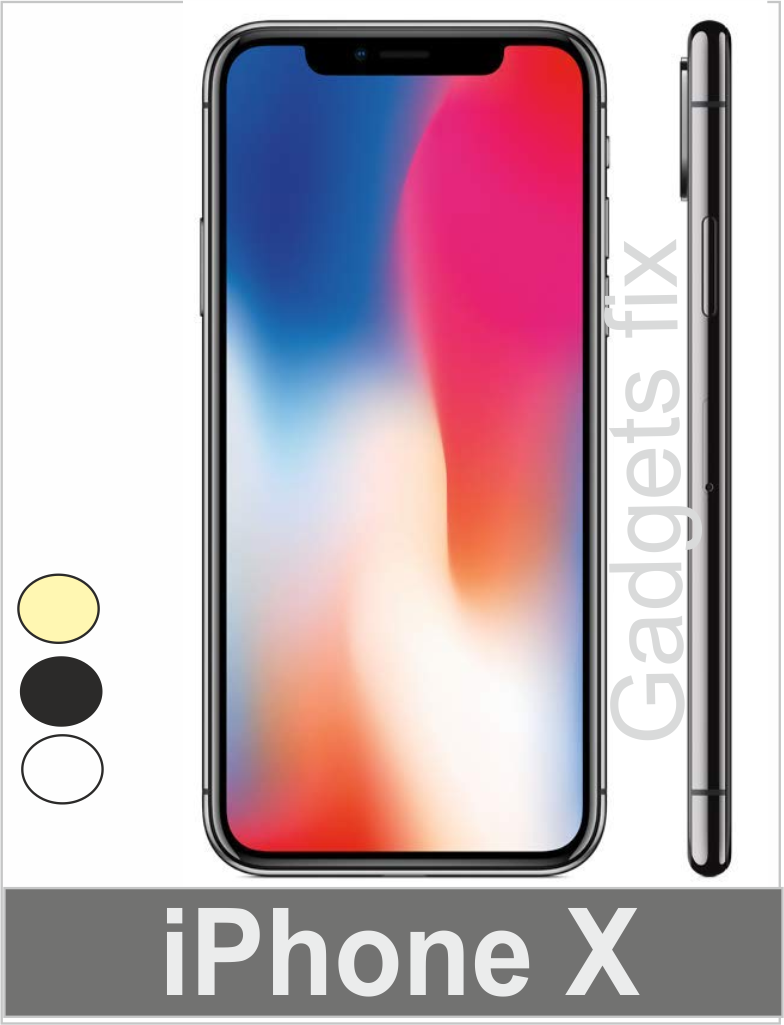 iPhone X White 64GB Unlocked