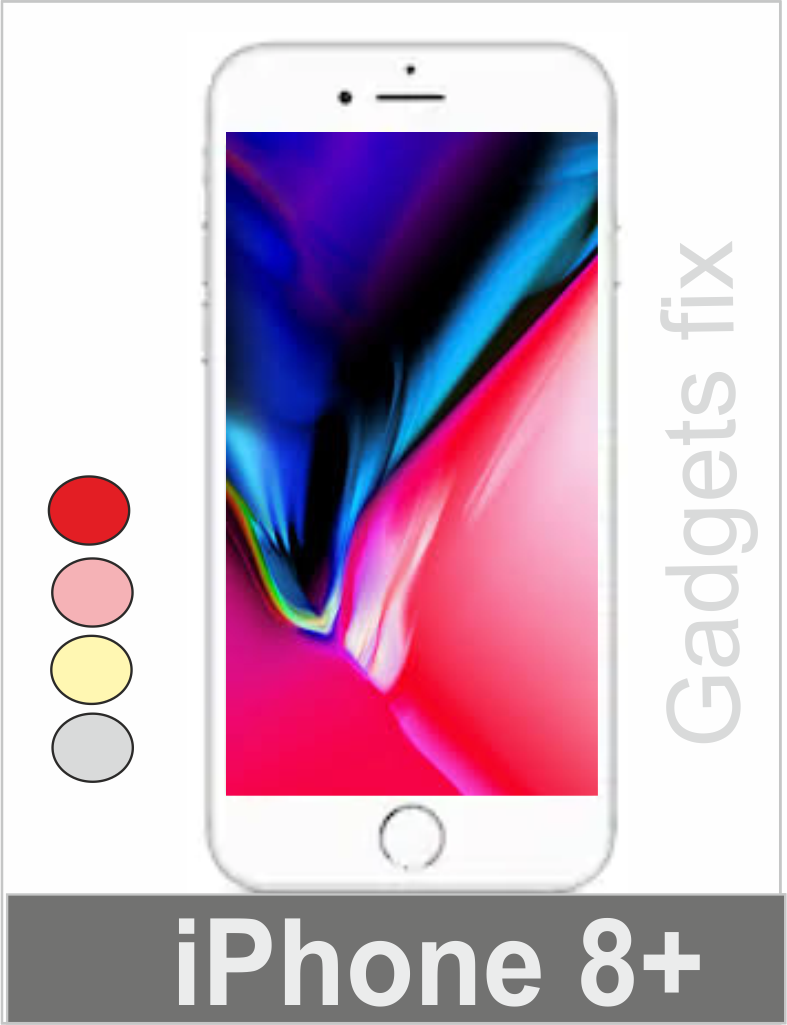 iPhone 8 Plus 256GB Unlocked White