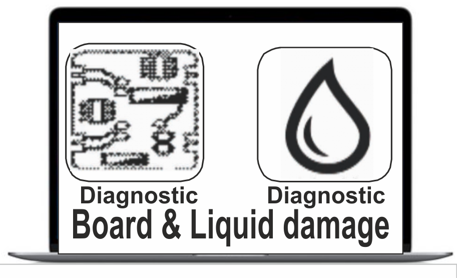 macbook & Laptop Speedy fix services liquid damage & board repairs