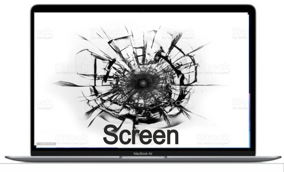 macbook & Laptop Speedy fix services screens and retiner displays