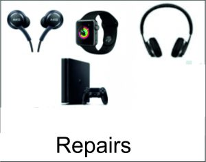 gadgets fix repair consoles head phones