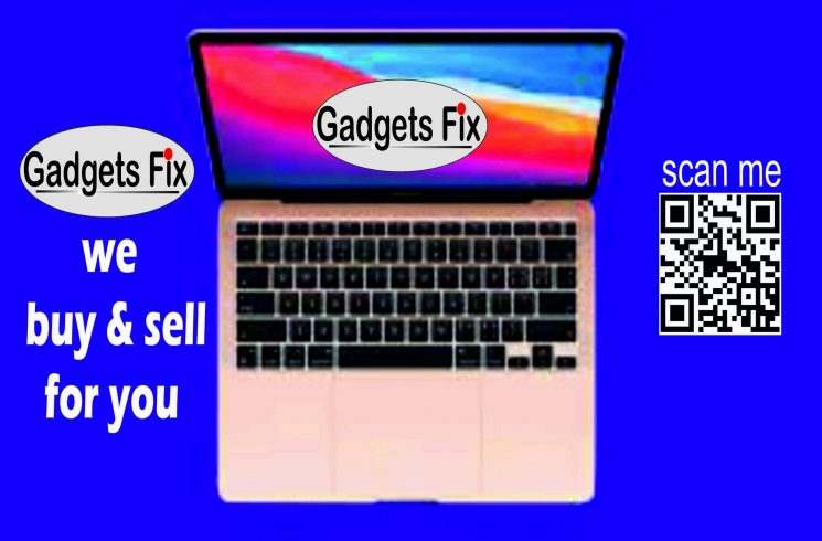 Macbook and Laptop buy and sell gadgets fix