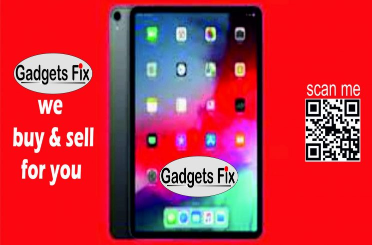 ipad and tablet buy and sell gadgets fix