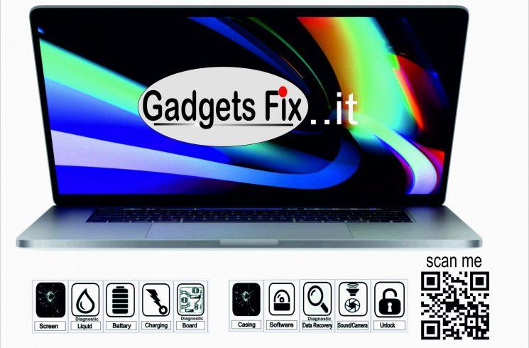 macbook and laptop repairs at gadgetsfix