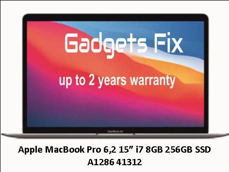 Apple MacBook Pro 6,2 15