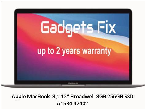 Apple Macbook 8,1 12