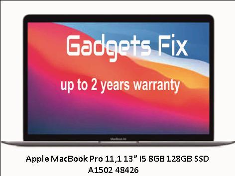 Apple MacBook Pro 11,1 13