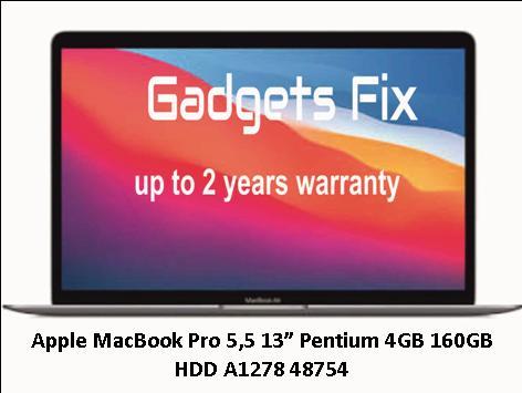 Apple MacBook Pro 5,5 13