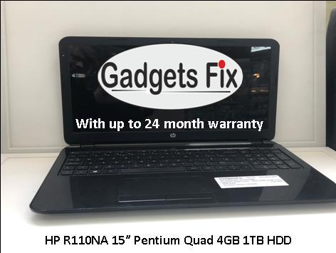 HP 15-R110NA