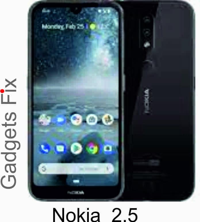 Nokia 2.5